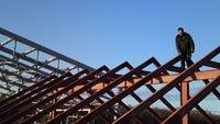 Сварочные работы с металлоконструкциями в Екатеринбурге